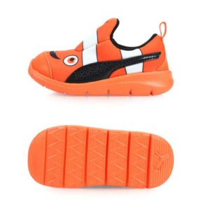 6 PUMA BAO 3 INF                ORANGE BLACK Q218(TENIS)