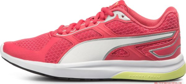 6 PUMA ESCAPER TECH             PINK WHITE Q118(TENIS) 1