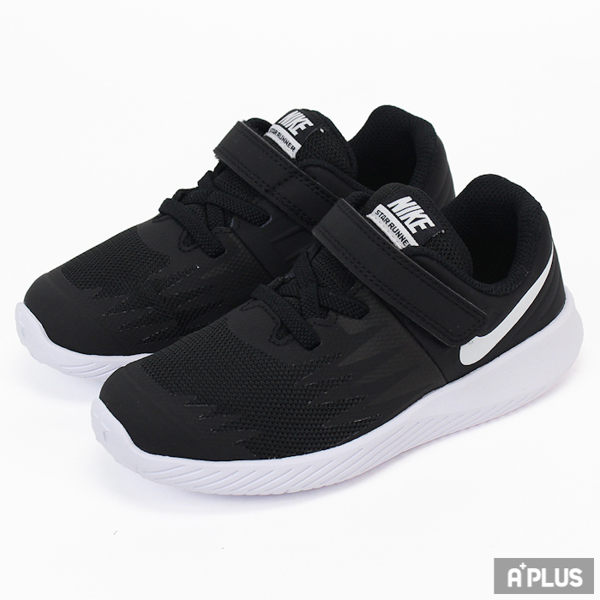 6 NIKE STAR RUNNER (TDV)        BLACK WHITE HO17 (TENIS) 1
