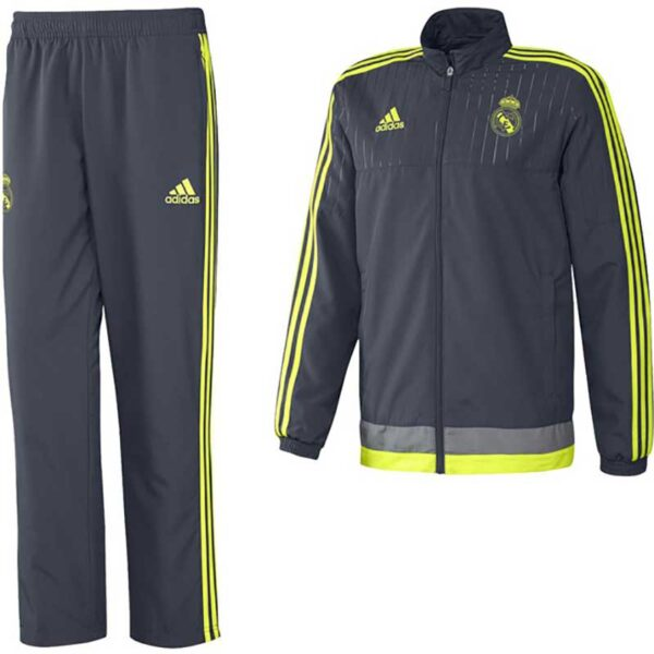 ADIDAS REAL PRES SUIT